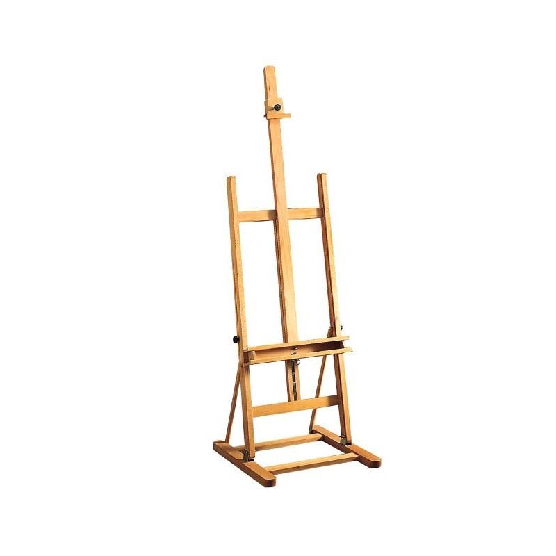 Tiber Cavalletto da studio inclinabile in legno di faggio