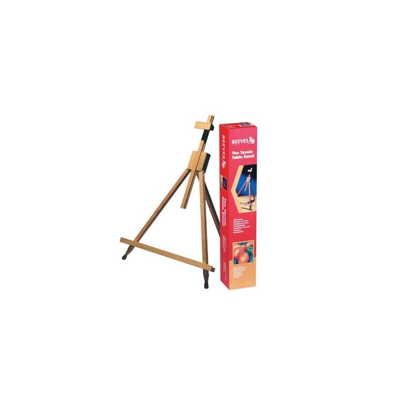 Reeves Cavalletto tavolo pieghevole in legno di faggio oleato