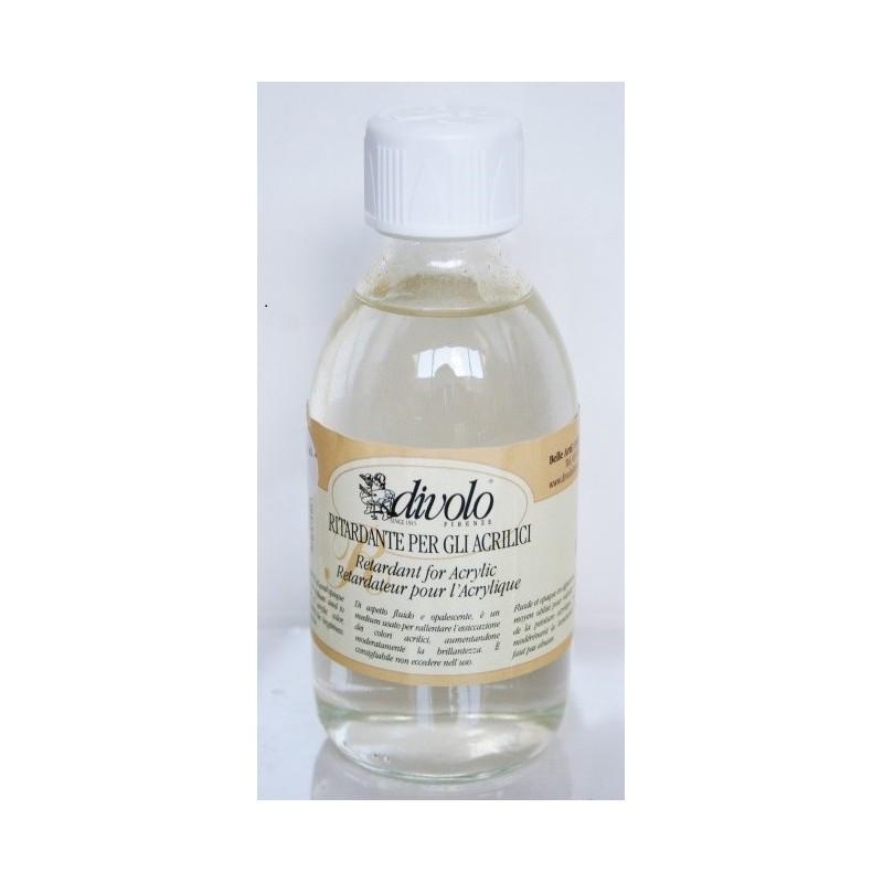 DiVolo Ritardante per acrilici ml.125