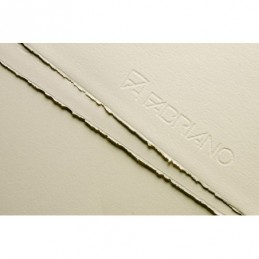 Fabriano Carta Rosaspina 25 fogli 50x70 cmcolore avorio grammi per mq 220