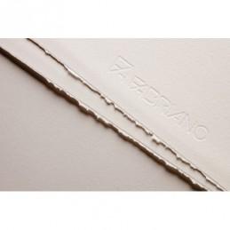 Fabriano Carta Rosaspina 25 fogli 70x100 cmcolore bianco grammi per mq 285