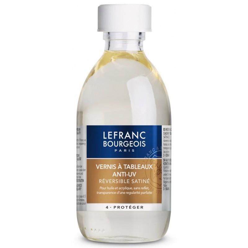 L&B Vernice finale sopraffine (anti-UV) flacone da 250 ml