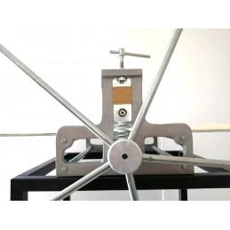 Torchio con piano di stampa 52x100 cm