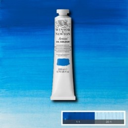 W&N Olio extrafine Artists' - serie 1 Blu di manganese imit.