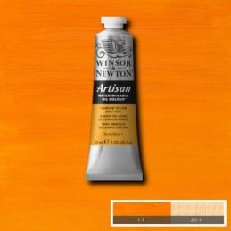 W&N Olio Artisan - 115 Giallo di cadmio scuro imitazione