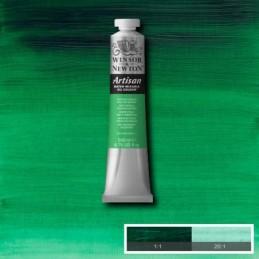 W&N Olio Artisan - 521 Verde di ftalo (tonalità gialla)