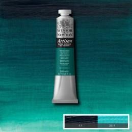 W&N Olio Artisan - 522 Verde di ftalo (tonalità blu)