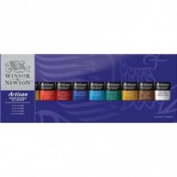 W&N Olio Artisan confezione 10 tubi da 37 ml