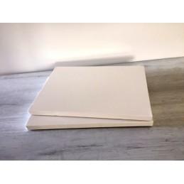 Confezione 12 Telai telati 25x35 cm trama media