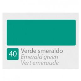 DiVolo Cobea Inchiostro calcografico - 40 Verde smeraldo