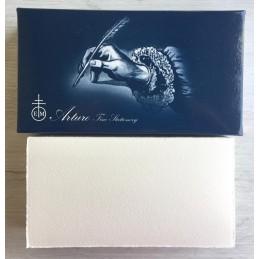 Magnani 1404 Biglietto Monarca 10x18.5 cm, 260 g/mq, 100 pz., colore avorio