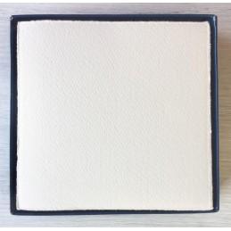 Magnani Biglietto semplice 13.3x13.3 cm, 260 g/mq, 100 pz., colore avorio