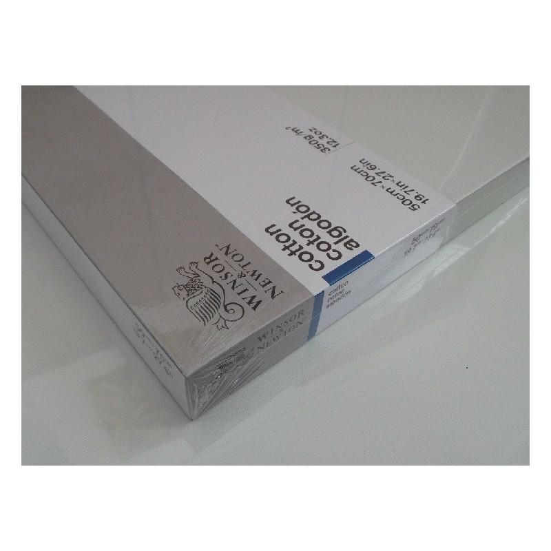 W&N Confezione 3 Telai telati alto spessore 100% cotone 50x70 cm