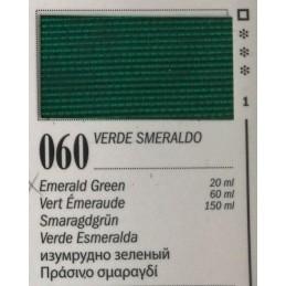 Ferrario Colori olio Van Dyck 20 ml - 60 Verde Smeraldo