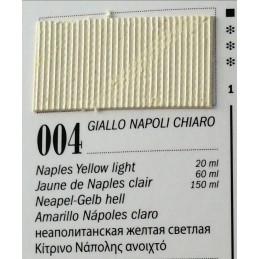4 - Ferrario Olio Van Dyck Giallo Napoli Chiaro
