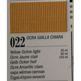 22 - Ferrario Olio Van Dyck Ocra Gialla Chiara