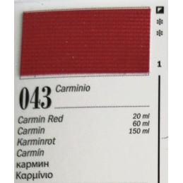 43 - Ferrario Olio Van Dyck Carminio