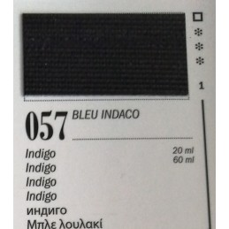57 - Ferrario Olio Van Dyck Bleu Indaco