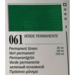 61 - Ferrario Olio Van Dyck Verde Permanente