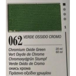 62 - Ferrario Olio Van Dyck Verde Ossido Cromo