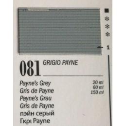 81 - Ferrario Olio Van Dyck Grigio Payne