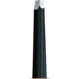 Sgorbia art. 301 con manico nero in resina