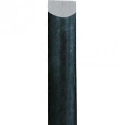 Sgorbia art. 309 con manico nero in resina