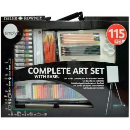 Art Easel Studio - Set da 163 pezzi Marca: Daler Rowney