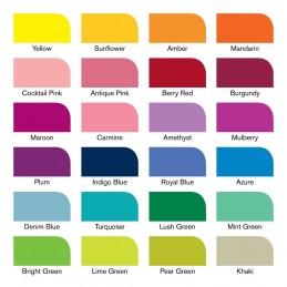 Winsor&Newton PROMARKER 24 astuccio Student Set - cartella colori