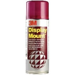 Adesivo Spray 3M - Display Mount - 400 ml
