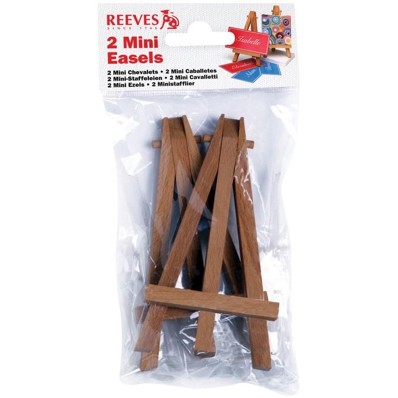 Reeves confezione n. 2 mini cavalletti