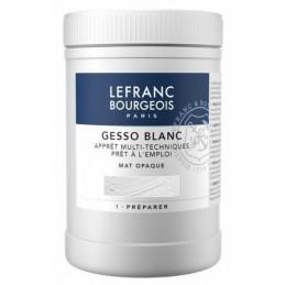 L&B Gesso bianco vaso 1l