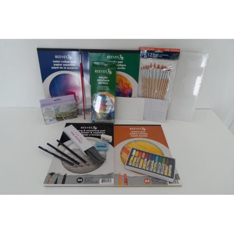 Kit multi-tecniche