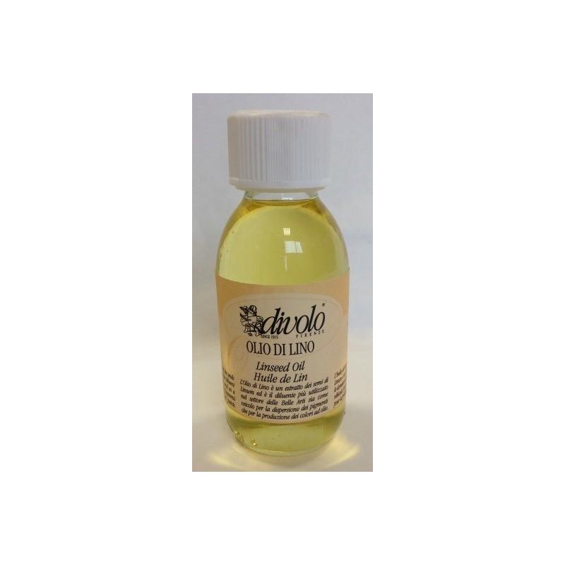 DiVolo Olio di lino - ml 250