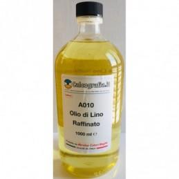 Abralux Olio di Lino Raffinato flacone da 1000 ml