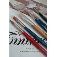 Pennelli per la pittura ad olio, acrilico, acquerello – Calcografia.it