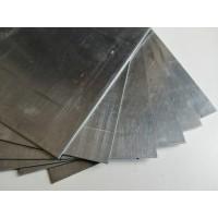Lastre di zinco protette da pellicola