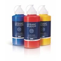 Colori acrilici FINE ACRYLIC della Lefranc&Bourgeois 750 ml