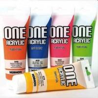 Colori acrilici ONE Acrylic della Maimeri 120 ml